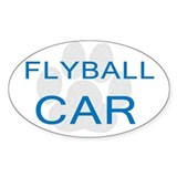 Flyball Stickers