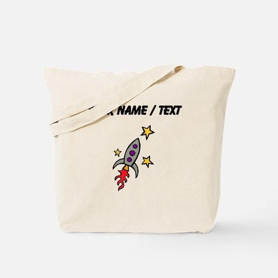 Space Ship (Custom) Tote Bag