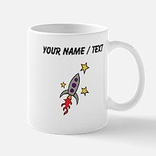 Space Ship (Custom) Mugs