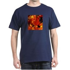 camara orangeLeaves T-Shirt