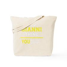 Funny Gianni Tote Bag