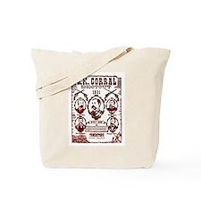 O.K. Corral Shootout Tote Bag
