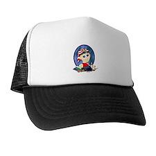 Pirate Profile Trucker Hat