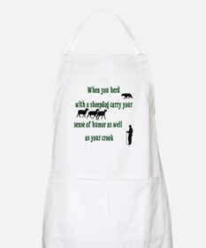 Carry your Crook Apron