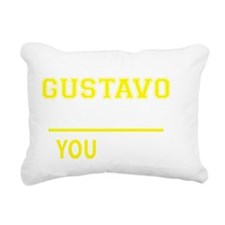 Gustavo Rectangular Canvas Pillow