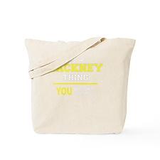 Unique Hackney Tote Bag