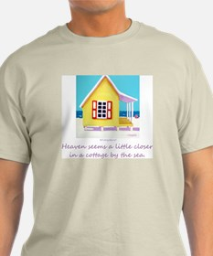 Cottage by the Sea T-Shirt