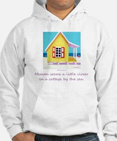 Cottage by the Sea Hoodie