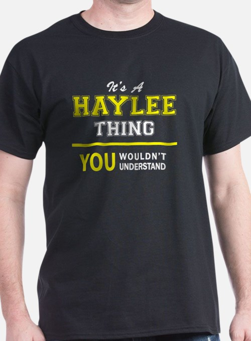 Cute Haylee T-Shirt