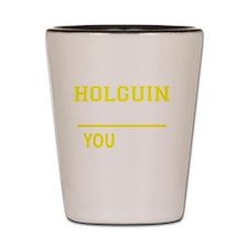 Unique Holguin Shot Glass