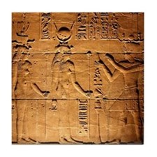 Egypt Shower Tile Coaster
