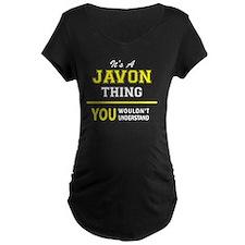 Unique Javon T-Shirt