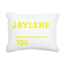 Funny Jaylen Rectangular Canvas Pillow