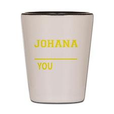 Cute Johana Shot Glass
