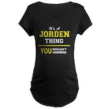 Unique Jorden T-Shirt