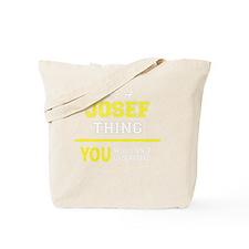 Funny Josef Tote Bag
