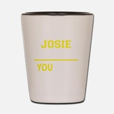 Cute Josie Shot Glass
