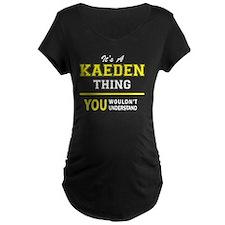 Unique Kaeden T-Shirt