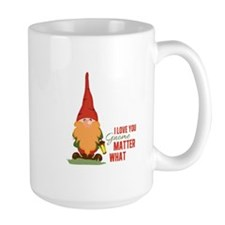 I Love You Gnome Mugs