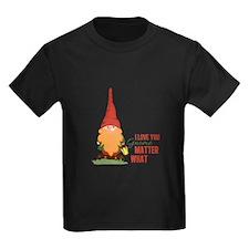 I Love You Gnome T-Shirt