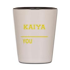 Funny Kaiya Shot Glass