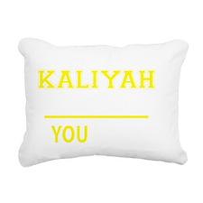 Cool Kaliyah Rectangular Canvas Pillow