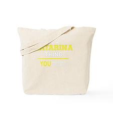 Cute Katarina Tote Bag