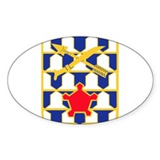 16th Infantry Regiment Insignia Decal