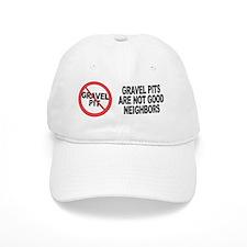 No Gravel Pit Baseball Cap