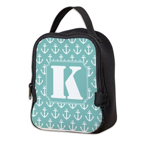 Monogram Lunch Bags