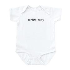 tenure baby Onesie