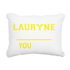 Unique Lauryn Rectangular Canvas Pillow