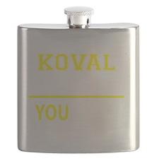 Funny Kovalic Flask