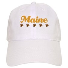 Pretty Maine Baseball Cap