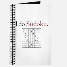I do Sudoku Journal