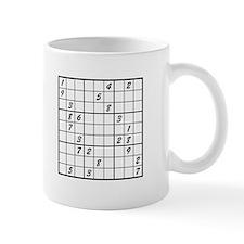I do Sudoku Mug