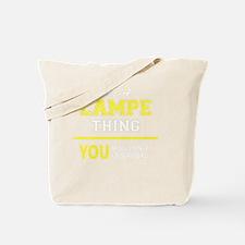 Funny Lampe Tote Bag