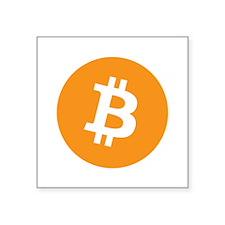 Bitcoin Logo Sticker