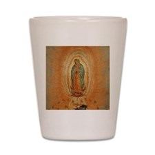 Our Lady of Guadalupe Shot Glass