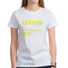 Unique Lebron Tee