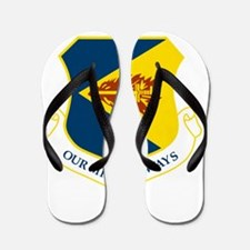 355th Fighter wing.png Flip Flops