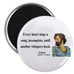 "Aristotle 7 2.25"" Magnet (100 pack)"