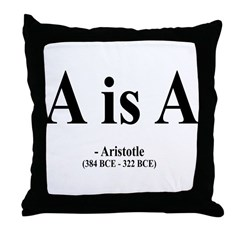 Aristotle 6 Throw Pillow