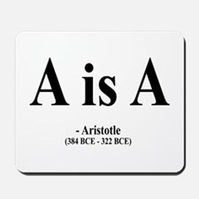 Aristotle 6 Mousepad