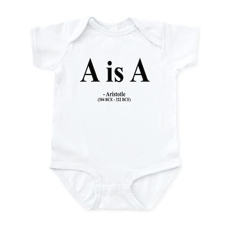 Aristotle 6 Infant Bodysuit