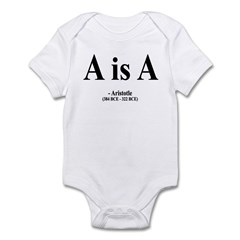 Aristotle 6 Infant Bodysuit