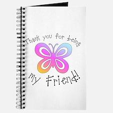 My Friend Journal