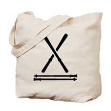 Ski equipment Tote Bag