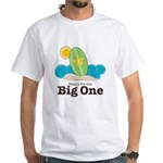 The Big One Surf White T-Shirt