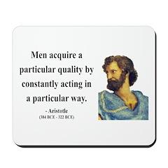 Aristotle 3 Mousepad
